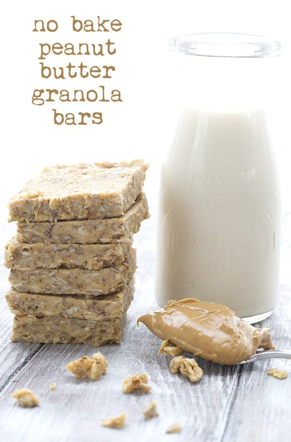 Low Carb Keto Peanut Butter Granola Bars