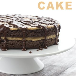 Low Carb Samoa Layer Cake Recipe