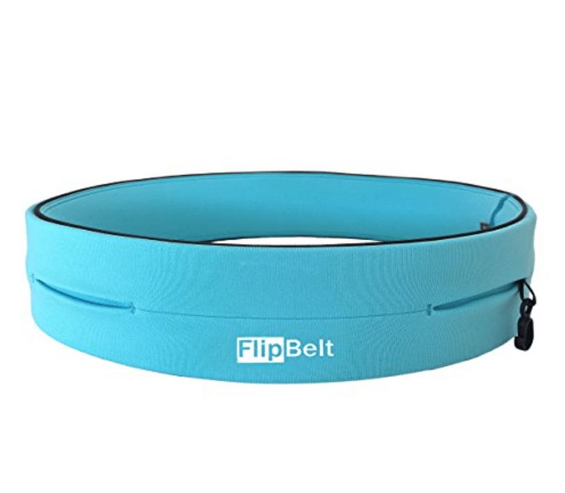 The versatile FlipBelt, perfect for running, walking, hiking