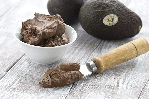 Dairy Free Keto Chocolate Avocado Frosting Recipe