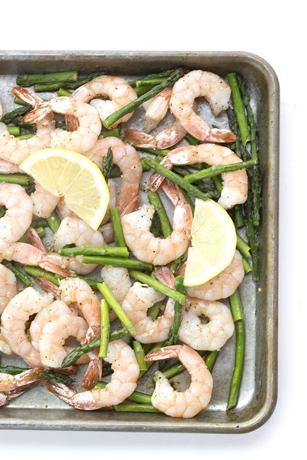 Easy keto Lemon Pepper Shrimp Recipe