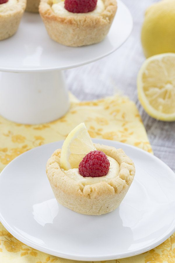Low Carb High Fat Sugar Cookie Cups Recipe