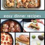 Easy low carb keto dinner recipes. THM Banting Atkins recipes.