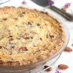 Low Carb Keto Quiche Lorraine Recipe