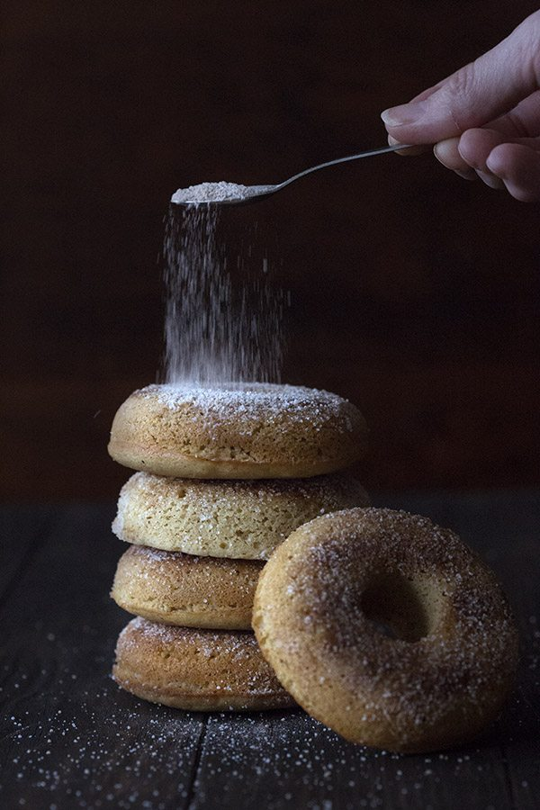 Keto Chai Spice Donut Recipe