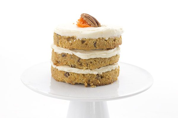 Best low carb carrot cake recipe. In miniature so you don't eat too much!
