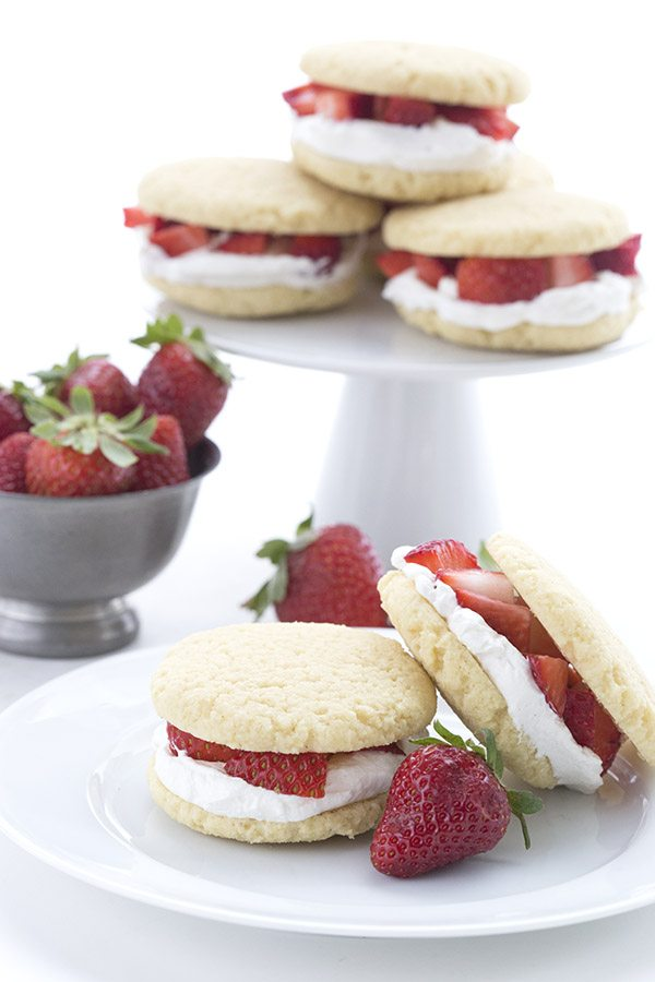 Easy low carb strawberry whoopie pies recipes