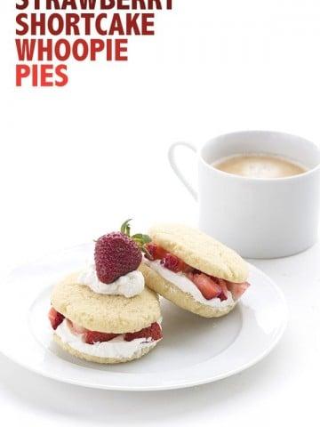 Low Carb Keto Strawberry Shortcake Recipe