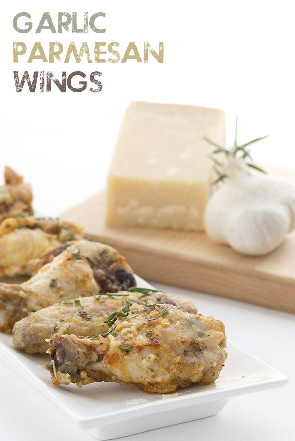 Low carb keto garlic parmesan wings all day i dream Cooking turkey split in half