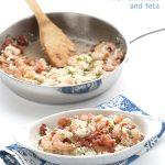 Easy Low Carb Greek Shrimp Recipe