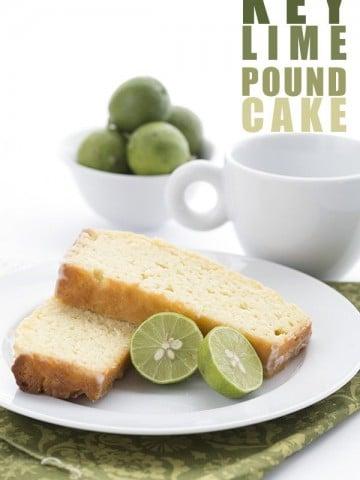 Low Carb Key Lime Pound Cake Recipe