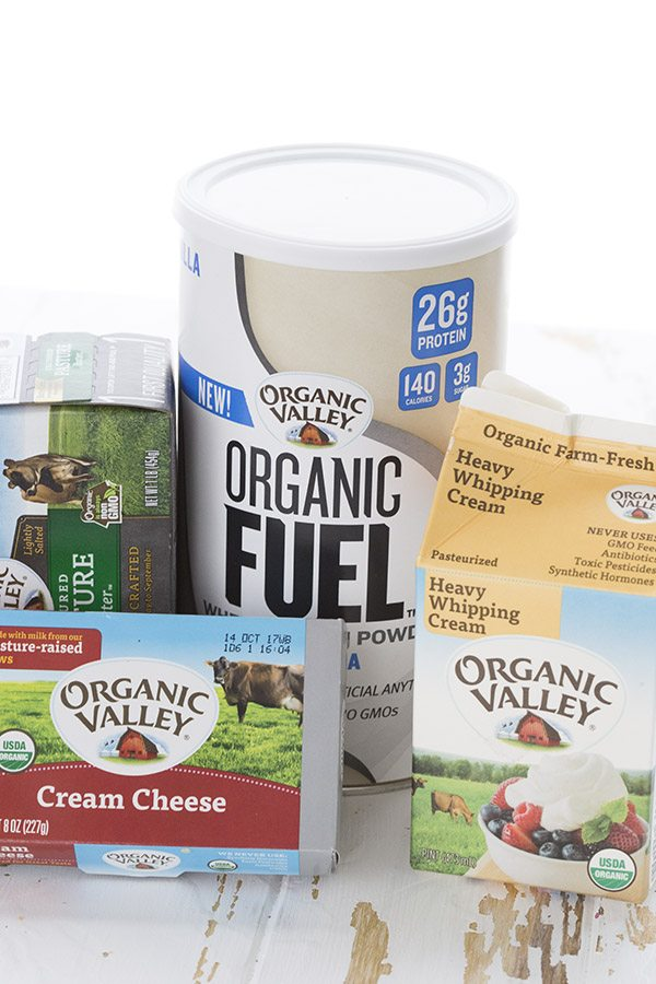 My favourite Organic Valley products