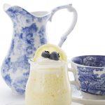 Easy Keto Lemon Custard recipe made in your slow cooker!
