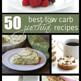 50 Best Low Carb Keto Zucchini Recipes