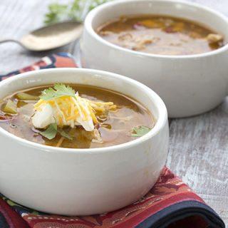 Best low carb chicken fajita soup