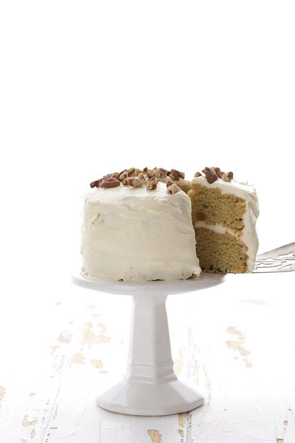 Low Carb Pumpkin Layer Cake Recipe