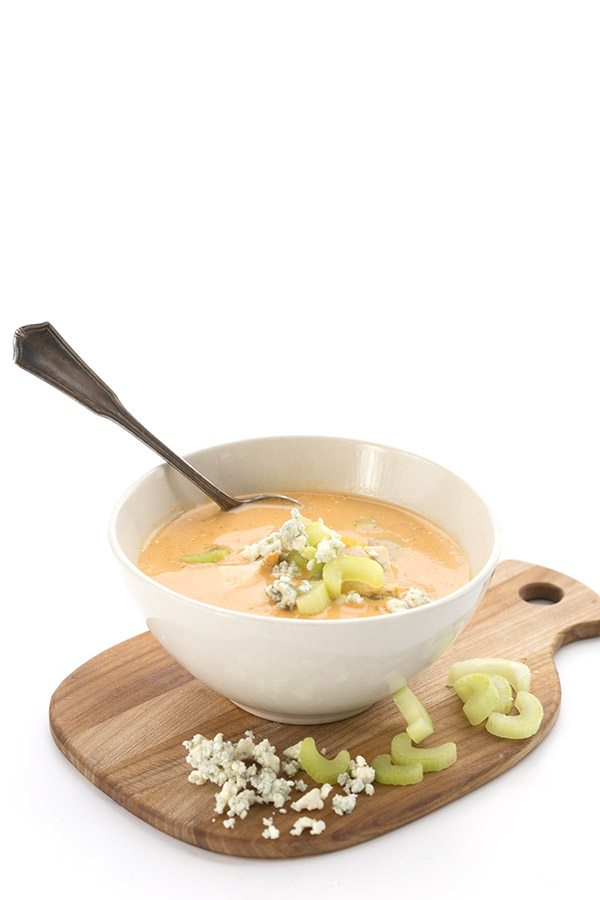 Buffalo Chicken Chowder Recipe