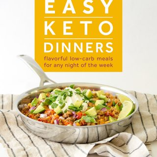 Easy Keto Dinners Cookbook