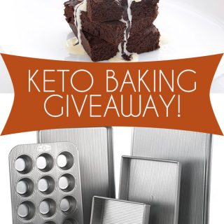 Reader Appreciation and a Fall Baking Giveaway!