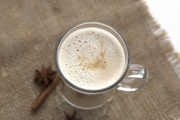 Low Carb Gingerbread Lattes