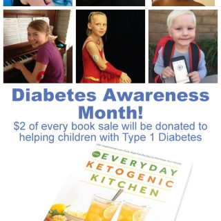 Donating for Diabetes Awareness Month