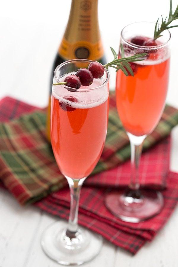 Sugar-Free Cranberry Cocktail Recipe