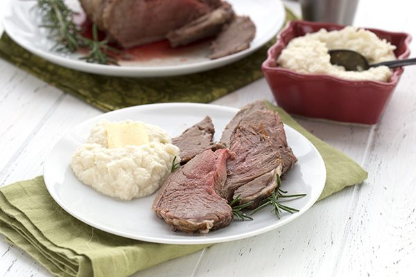 You can make a whole lamb roast in your instant pot!