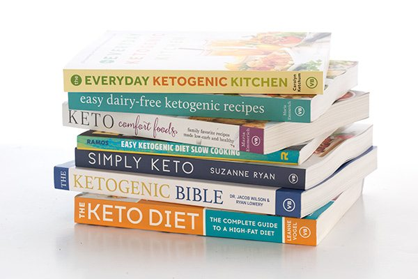 The Best Ketogenic Diet Books of 2017