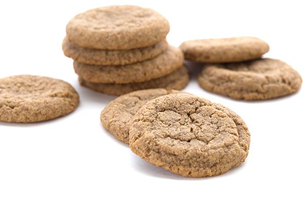 the Best Keto Ginger Cookies
