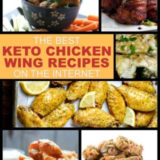 Best Keto Chicken Wing Recipes