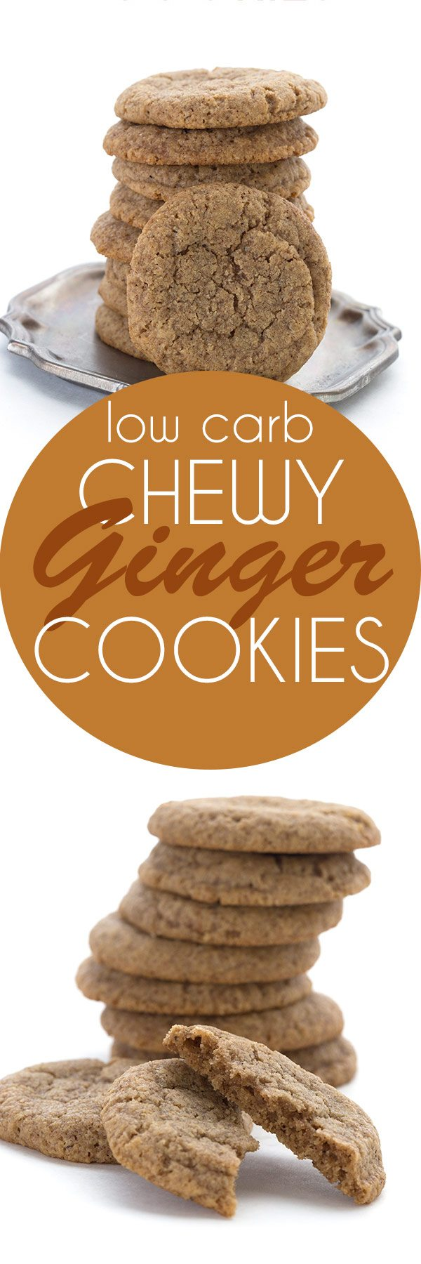 Low Carb Chewy Ginger