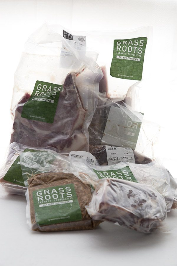 Grass Roots Meat Box