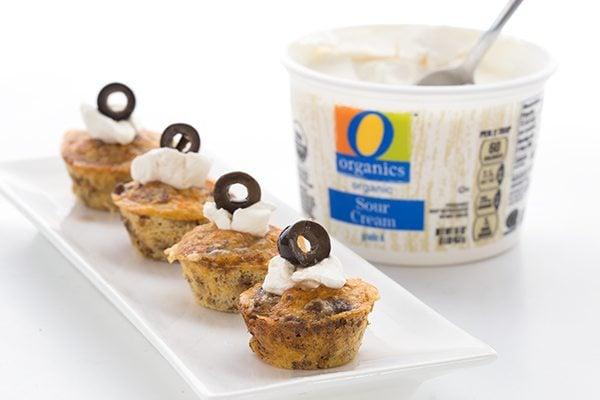 Easy Taco Egg Muffins Recipe