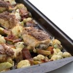 Easy Low Carb Sheet Pan Chicken