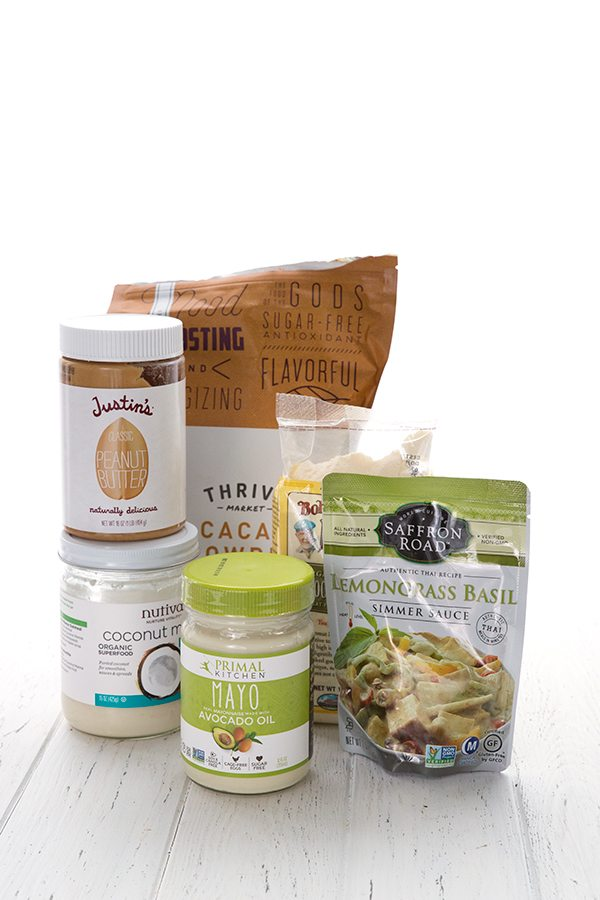 Keto Living with Thrive Market
