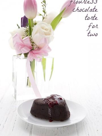 Keto Flourless Chocolate Torte Recipe