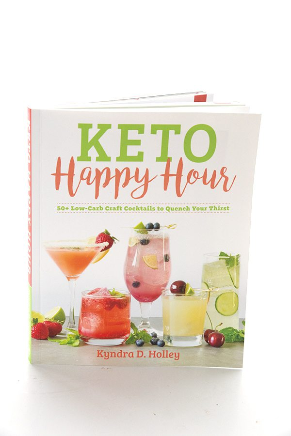 Keto Happy Hour Book