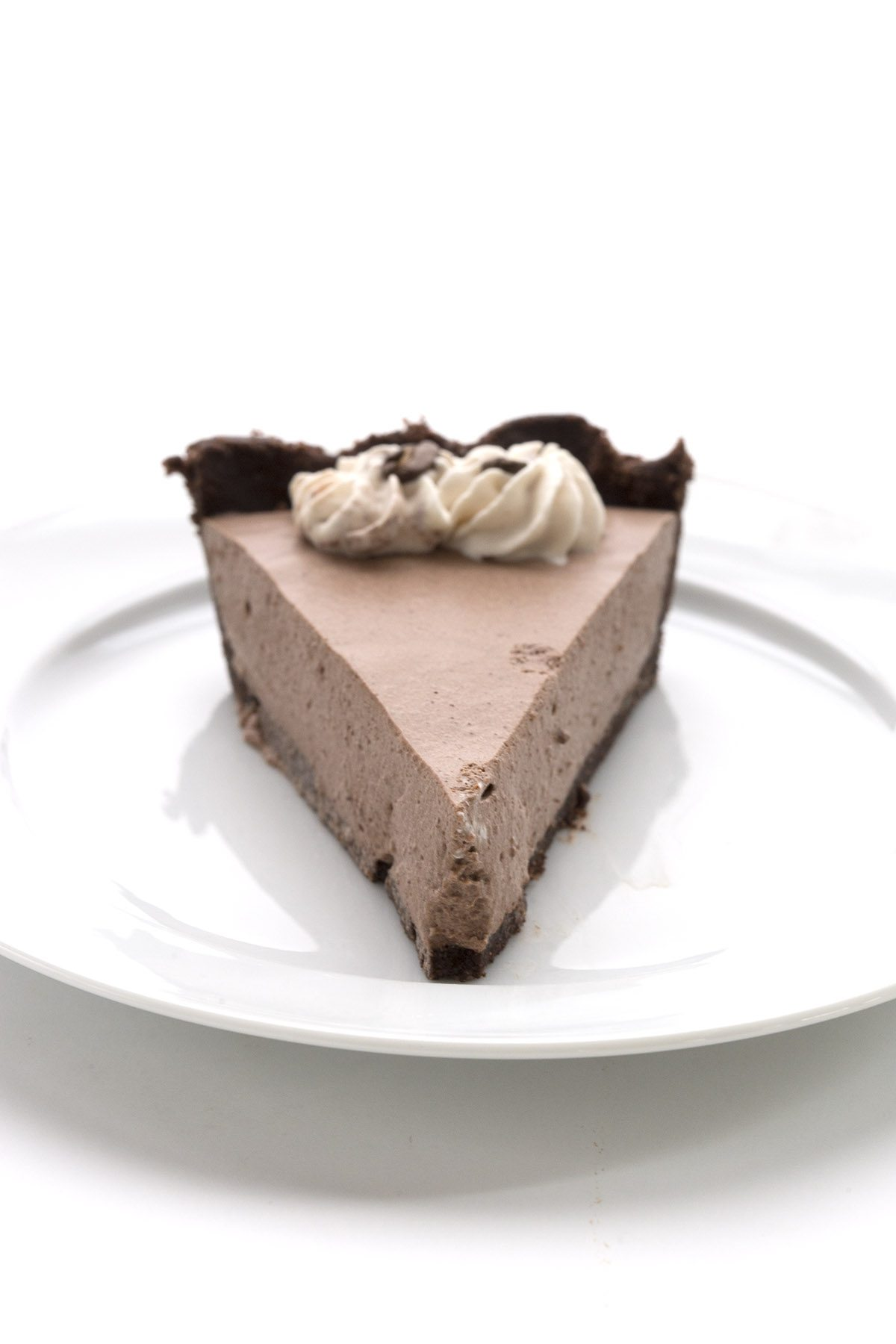 Keto Mocha Cream Pie Recipe