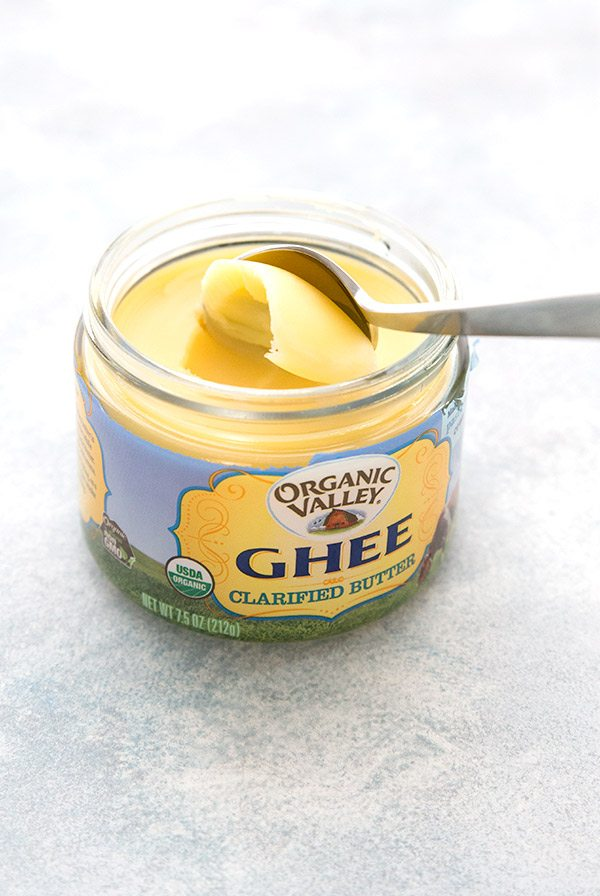 Organic Valley Ghee for keto diets