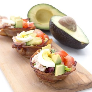 Recipe index all day i dream about food cobb salad bacon cups forumfinder Choice Image