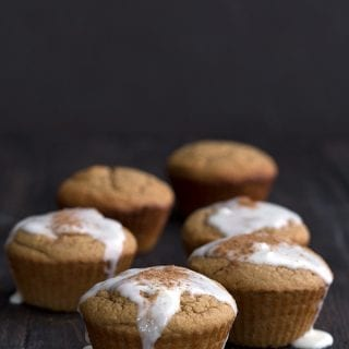 Easy low carb Cappuccino Muffins