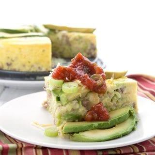 Low Carb Instant Pot Breakfast Casserole