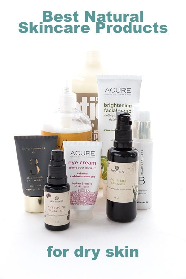 Best Natural Skincare for Dry Skin