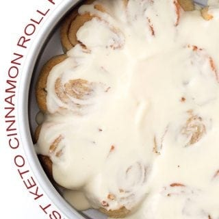 Keto Cinnamon Rolls – 25 Low Carb Cinnamon Roll Recipes You Need to Try