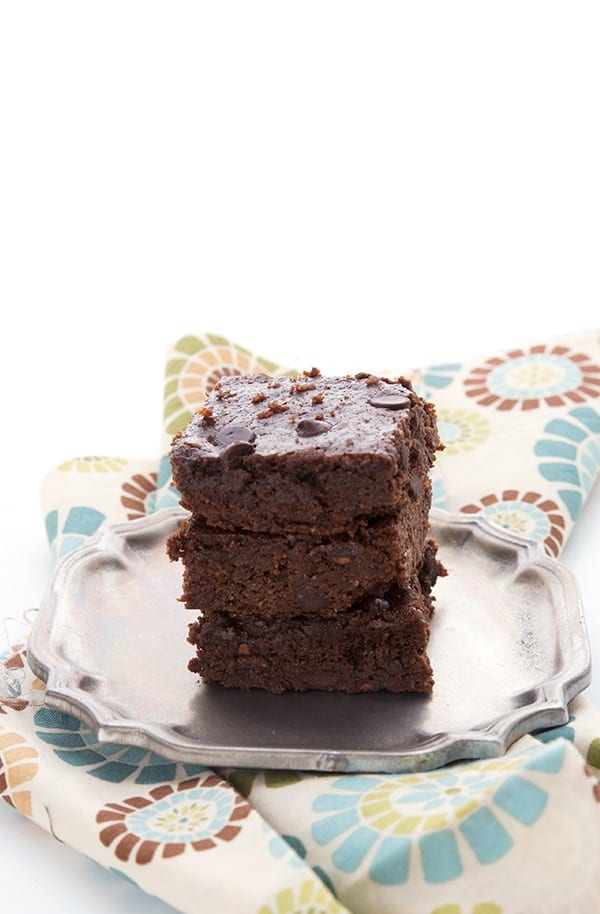 Easy fudgy and chewy keto brownies recipe