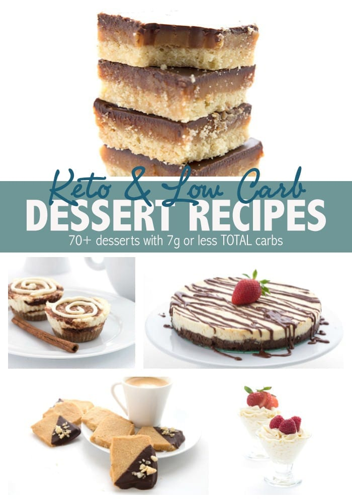 Buy Keto-Friendly Dessert Recipes Keto Sweets Deals