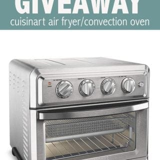 Air Fryer Giveaway Graphic