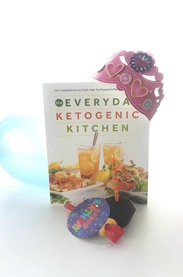 The Everyday Ketogenic Kitchen celebrates its first birthday!