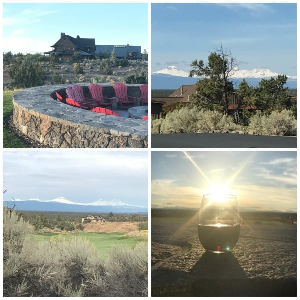 Views of Brasada Ranch in central Oregon