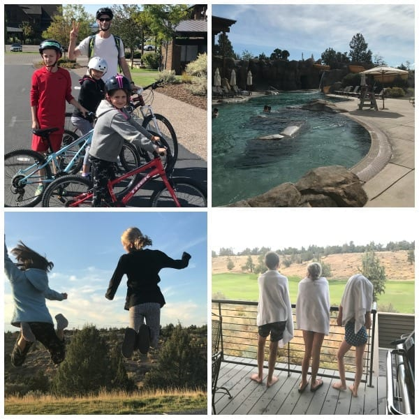 Family fun at Brasada Ranch